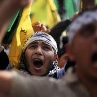 Zawieszenie broni między Palestyńczykami i Żydami