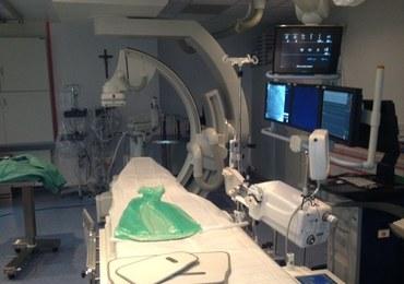 Nowatorska operacja serca w technice 3D. Zobacz na żywo już o godzinie 10!
