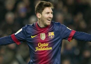 Messi będzie grał w Barcelonie do 2018 roku
