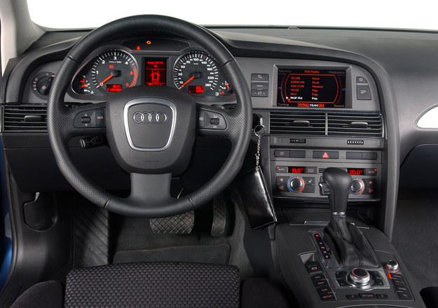 Używane Audi A6 C6 2004 2011 Magazynauto Interia Pl Testy I Opinie O Samochodach Nowych I
