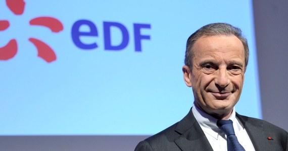 Szef francuskiego publicznego koncernu energetycznego EDF jest podejrzany o próbę sprzedania Chińczykom sekretów nadsekwańskich elektrowni atomowych. Rządowa komisja wszczęła już w sprawie śledztwo.