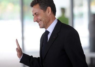 Nicolas Sarkozy powraca na francuską scenę polityczną