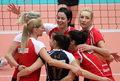 Puchar CEV siatkarek: Bank - Aluprof 3:1