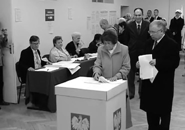 Jadwiga Kaczyńska nie żyje (archiwalne ujęcia)