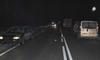 Samochód potrącił 61-letniego pijanego pieszego