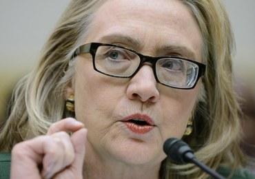 Hillary Clinton tłumaczy się ze skutków ataku na konsulat w Bengazi