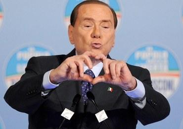 """Berlusconi znów szokuje. """"Mussolini zrobił dobre rzeczy"""""""
