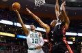 Dwie dogrywki w meczu Boston Celtics - Miami Heat