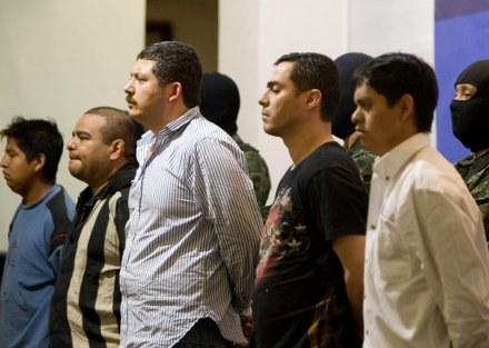 Meksyk: Aresztowano syna