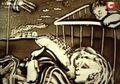 Niezwykła artystka tworzy obrazy na piasku