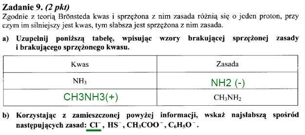 matura maj 2010 chemia rozszerzona odpowiedzi