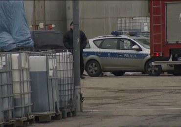 Poznań: Śmiertelne zatrucie w fabryce nawozów