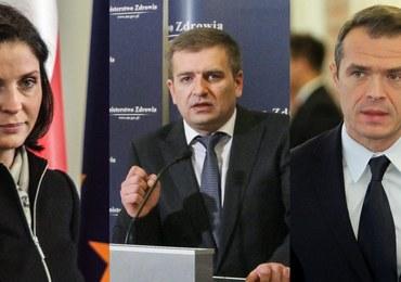 """Tym ministrom Polacy mówią """"nie"""". Sprawdź wyniki sondażu dla RMF FM"""