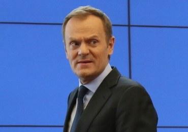 Tusk: Wczesną wiosną zadecyduję o mojej przyszłości w PO