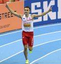 Adam Kszczot halowym mistrzem Europy