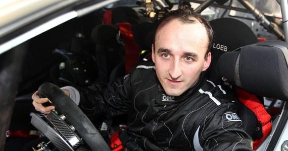 Robert Kubica będzie w tym sezonie startował w rajdach samochodowych - potwierdził oficjalnie zespół Citroena. To właśnie w barwach francuskiej ekipy Polak zaliczy 7 startów w mistrzostwach świata i kilka w mistrzostwach Europy.