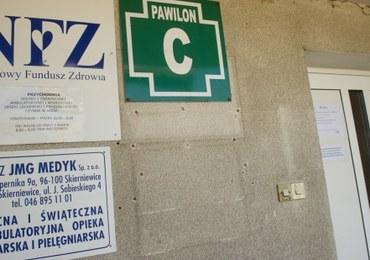 Przychodnia w Skierniewicach straci kontrakt NFZ