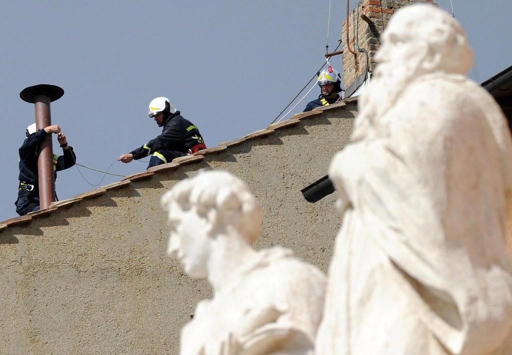 fot. PAP/EPA/ETTORE FERRARI