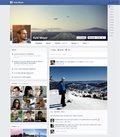 Facebook - start nowej Osi Czasu