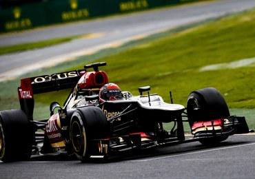 Raikkonen wygrał wyścig o GP Australii