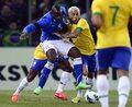 Piłkarze Brazylii zremisowali z Włochami 2-2