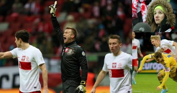 Polska przegrała z Ukrainą 1:3 w meczu grupy H eliminacji piłkarskich mistrzostw świata, który odbył się na Stadionie Narodowym w Warszawie. Gola dla biało-czerwonych zdobył Łukasz Piszczek. Strzelcami bramek dla Ukrainy byli Jarmołenko, Husiew i Zozula.