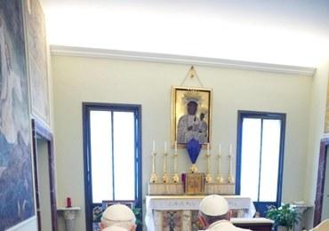 Franciszek odwiedził Benedykta XVI. Historyczne spotkanie dwóch papieży