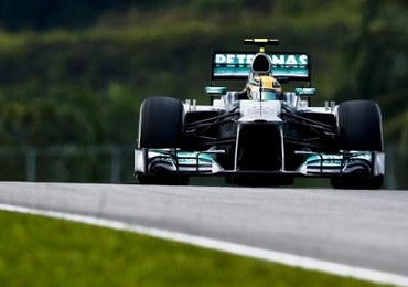 Webber pokrzyżował plany Hamiltona?