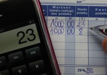 Obniżenie VAT-u do 22 proc. coraz mniej prawdopodobne
