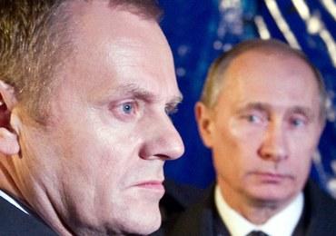 Tusk nie musi udostępniać notatek z rozmów z Putinem