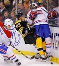 NHL: Wielkie emocje w starciu Boston Bruins - Montreal Canadiens
