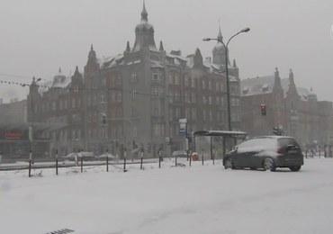 Zimowa aura na drogach w Krakowie, Wrocławiu i Katowicach