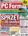 PC Format 5/2013 - sprzęt do grania i płyta ratunkowa