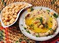 Przepis na hummus i kotlety z ciecierzycy