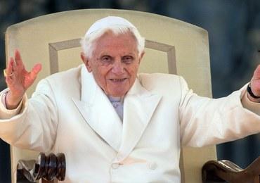 Benedykt XVI kończy 86 lat