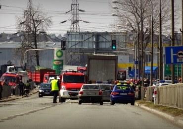 Wypadek autokaru z dziećmi. Pięć osób trafiło do szpitala