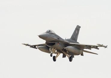 F-16 są w Polsce już od 10 lat