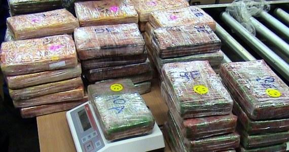 Policjanci z Centralnego Biura Śledczego rozbili gang zajmujący się przemytem narkotyków na wielką skalę. Grupa sprowadziła z Dominikany co najmniej 200 kilogramów kokainy o wartości ponad 20 milionów złotych - dowiedział się reporter RMF FM. Łącznie zatrzymano 12 osób.