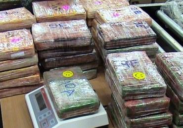 Narkotykowy gang rozbity. Grupa sprowadziła co najmniej 200 kg kokainy z Dominikany