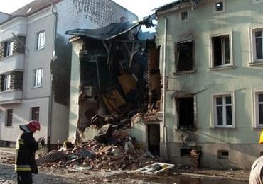 Słupsk: Ogrom zniszczeń po wybuchu gazu w kamienicy