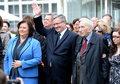 Piknik Europejski w Łazienkach z udziałem prezydenta