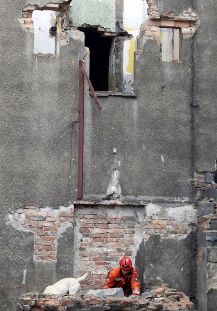 fot. PAP/Andrzej Grygiel