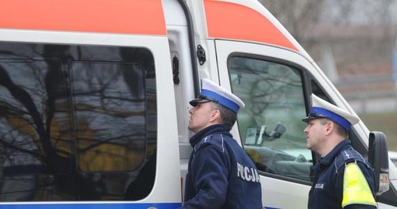 Dwie osoby zginęły, a trzy zostały ranne w wyniku wypadku, do którego doszło dzisiaj w okolicy miejscowości Zielone Ludowe (Dolnośląskie). Droga krajowa nr 8 Wrocław - Kudowa Zdrój była całkowicie zablokowana przez 4 godziny.