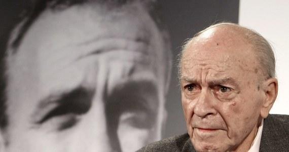 Wybitny piłkarz Realu Madryt Alfredo Di Stefano planuje ślub, mimo że za dwa miesiące skończy... 87 lat. Chce poślubić pochodzącą z Kostaryki 36-letnią Ginę Gonzalez.