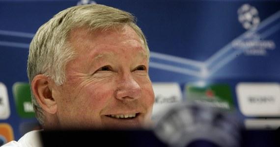 """Legenda Manchesteru United odchodzi na emeryturę. Sir Alex Fergusson z końcem tego sezonu pożegna się z """"Czerwonymi Diabłami"""". Jak przyznał szkoleniowiec, decyzja nie była łatwa, ale to odpowiedni czas."""