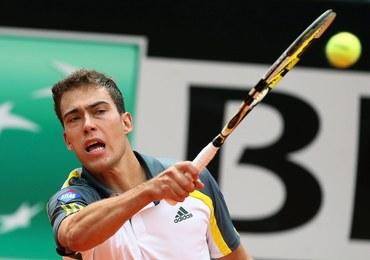 Janowicz w ćwierćfinale turnieju w Rzymie!