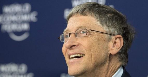 Bill Gates, 57-letni amerykański przedsiębiorca, filantrop, a przede wszystkim współwłaściciel korporacji Microsoft ponownie został uznany za najbogatszego człowieka na świecie. Po pięcioletniej przerwie udało mu się prześcignąć w zestawieniu magnata telekomunikacyjnego Carlosa Slima Helu. Ranking stu najbogatszych osób na świecie opublikowała agencja Bloomberg.