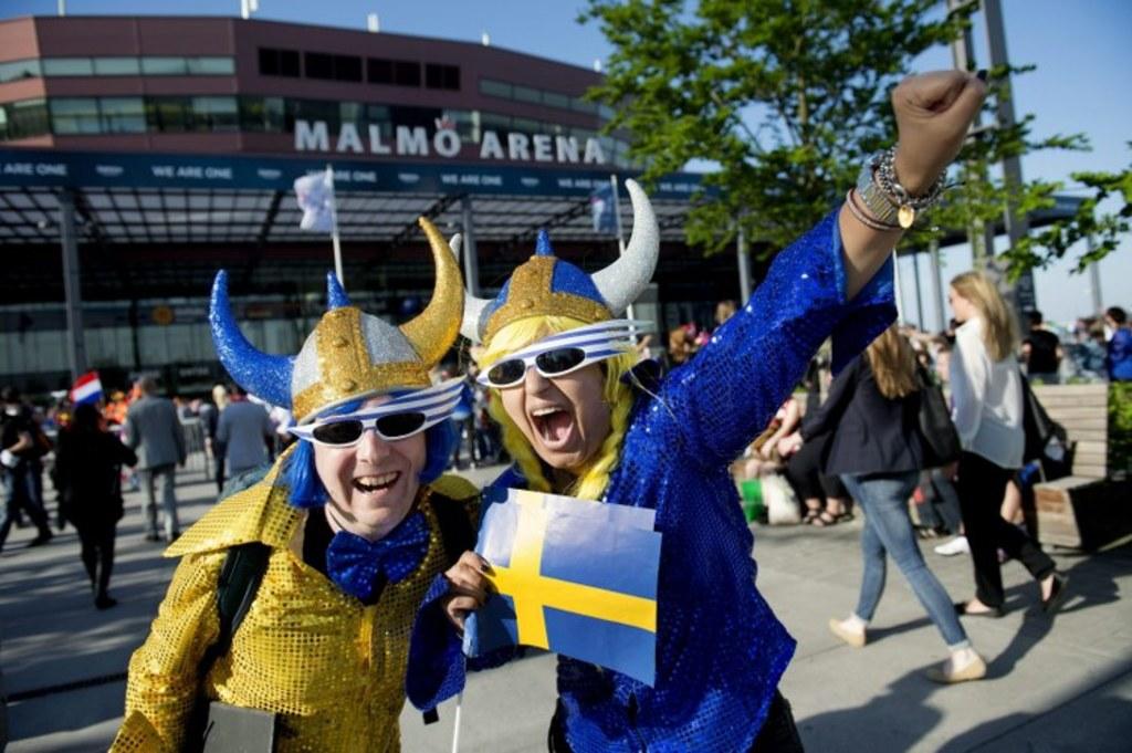 EPA/JESSICA GOW SWEDEN OUT/(PAP/EPA)