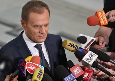 Tusk spotka się z Jarmuziewiczem. Po urlopie