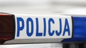 Pijany motocyklista próbował potrącić policjanta